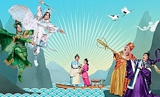 Catch Ivan Heng & Glen Goei In W!LD RICE Mama White Snake Musical