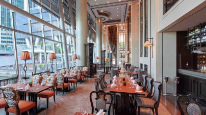 La Brasserie Back With New Interiors & French Menu