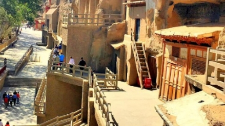Gansu Tops Lonely Planet 10 Best Places to Visit in Asia 2017