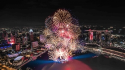 Where To Watch National Day Parade NDP Fireworks Free In Singapore