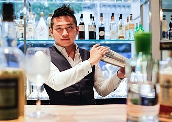 DRINK Cocktail Bar Singapore – Name Your Own Bespoke Cocktail
