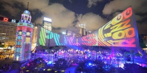Brand New Hong Kong Pulse Light Show Back This Summer!