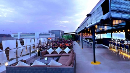 Propeller – Singapore's Latest Rooftop Bar Opens At HarbourFront