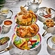 Savour Singapore Heritage Hawker Dishes At Shangri-la Hotel Lobby Lounge