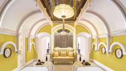 JW Marriott Phu Quoc Emerald Bay Named At World Luxury Spa Awards 2017