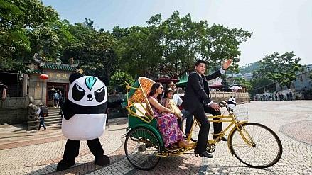 """Sheraton Grand Macao & Soda Panda Presents """"Uniquely Macao"""""""