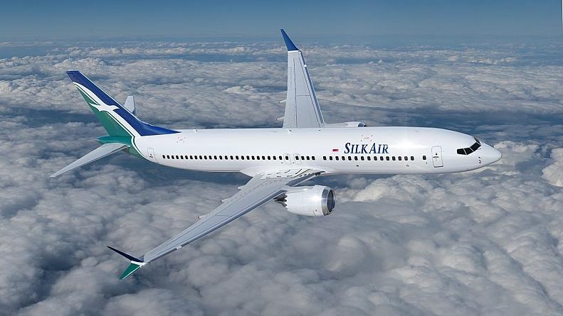 SilkAir Boeing 737 MAX 8 Arrives To Serves New Destination Hiroshima