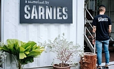 A Stimulant by Sarnies Bangkok – Singapore House-roasted Coffee Beans Now In Thailand