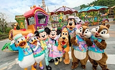 Experience The Magic Of Hong Kong Disneyland Springtime Carnival 2018