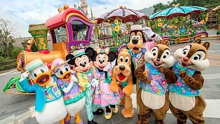 Experience The Magic Of Hong Kong Disneyland Springtime Carnival 2018