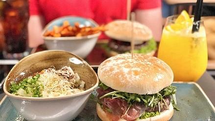 HANS IM GLÜCK Singapore – Healthier German Gourmet Burger Arrived