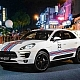 Porsche Macans Embellishes Singapore Urban Streetscapes