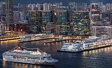 Harbour City Ocean Terminal Deck – Hong Kong's Latest Seafront Attraction