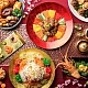 Singapore Marriott Tang Plaza Hotel CNY Reunion Feasts Welcome Year Of The Dog