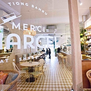 Merci Marcel – French Social Dining & Boutique At Tiong Bahru Singapore
