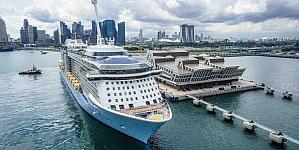 Royal Caribbean Quantum Of The Seas Calls Singapore Home In 2019